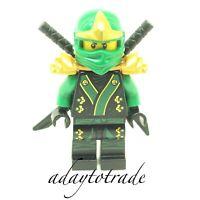 LEGO Ninjago Mini Figure - Lloyd ZX Black Kimono - NJO070 RBB