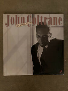 Sealed Vintage John Coltrane - On A Misty Night - LP. 1978 P24084.  See Pics!!
