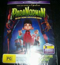 Paranorman (Australia Region 4) DVD - NEW