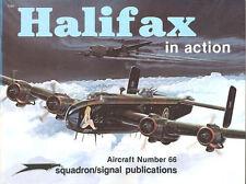 SQUADRON SIGNAL HANDLEY-PAGE HALIFAX WW2 RAF BOMBER COMMAND GR MET RCAF RAAF