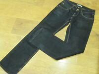 "Levi's 570, W27"", L32"", Blue, Slim Straight Denim Jeans, Rise 7"", Hem 16"" vgc"