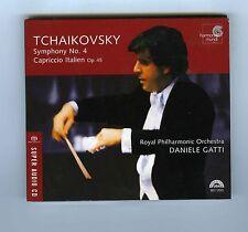 SACD DSD TCHAIKOVSKY DANIELE GATTI SYMPHONY # 4 (DIGIPACK)