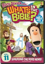 Buck Denver Asks Whats in the Bible? Vol 11: Spreading The Good News DVD