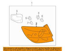 New listing Mazda Oem 07-09 3 Taillight Tail Light-Rear-Lens & Housing Left Br5S51180D