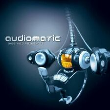 Audiomatic-undefined frequencies-Day. DIN, vaishiyas, magnetrixx-CD NEUF