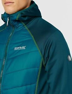 Men's Regatta Andreson IV Hybrid Lightweight Golf Insulated Jacket. XXL RRP £60