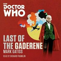 Doctor Who CD Audiobook - The Last of the Gaderene - 8 Disc Set Audio Book - New