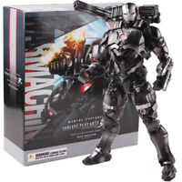 Marvel Universe Variant Play Arts Kai War Machine PVC Action Figure Model Toy