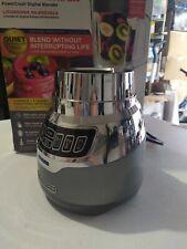 BLACK+DECKER 3-Speed Silver Digital Juice Blender.only the engine is the base