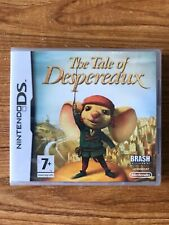 The Tale of Despereaux (Nintendo DS) Brand New Sealed
