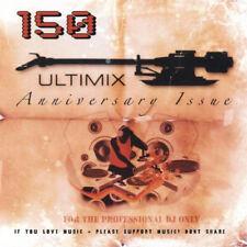 Ultimix 150 Double CD Special Anniversary DJ Remixes