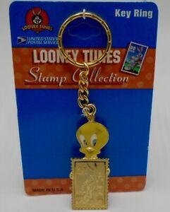 USPS 1997 Looney Tunes Tampon Collection Porte-Clés Tweedy Oiseau