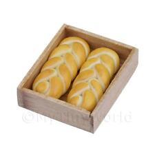 Maison de poupées miniature petit pain pains dans bakerstray