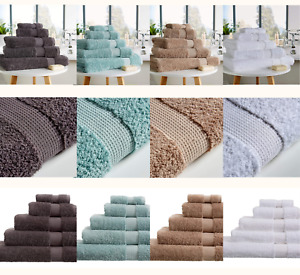 High Quality Egyptian Cotton 700GSM Super Soft Towels Bath Sheets Extra Thick