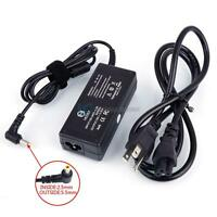 New 65W AC Adapter Charger for Toshiba Satellite A110 C655 L505 L505-S5988 L645
