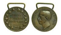 pci2438) MEDAGLIA 1a GUERRA MONDIALE A RICORDO DELL'UNITA' D'ITALIA 1848 1918