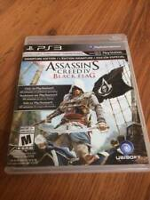 Assassin's Creed IV: Black Flag (Sony PlayStation 3, 2013) Complete!