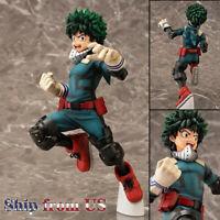 """10"""" My Hero Academia Boku Deku Izuku Midoriya Action Figure Collection Toy BULK"""