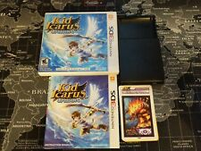 Kid Icarus: Uprising (Nintendo 3DS, 2012) Complete CIB W/ Stand