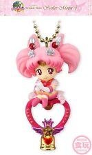 Bandai Sailor Moon Twinkle Dolly 4 Super Sailor Chibi Moon Charm Chain Figure