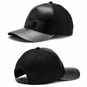 Puma x Selena Gomez Womens Style Hat Black Adjustable Cap 022089 01