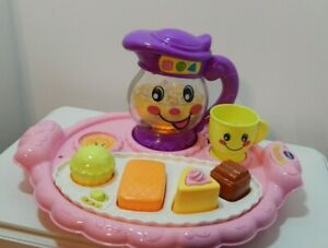 Vtech Learn And Discover Pretty Party Playset, Near Complete , Sounds and Lights