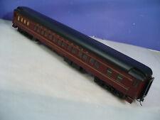 O Scale Joe Fischer Pennsylvania Railroad 14 Section Pullman F/P NO RESERVE