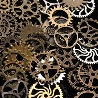 Charms Making Craft Arts Steampunk Jewelry Cogs & Gears Watch Parts