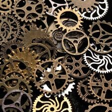 Charms Making Craft Arts Steampunk Cyberpunk Jewelry Cogs & Gears Watch Parts