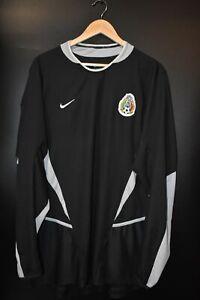 MEXICO 2002-2003 GOALKEEPER ORIGINAL JERSEY Size XL (VERY GOOD)