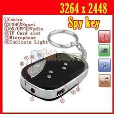 HD Mini 909 Remote 720x480 Hi-Res Camera Video Recorder Key Chain DVR Cam Remote