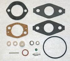 Carburetor repair kit replaces B&S No. 695157.
