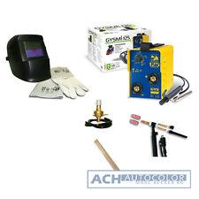 GYSMI 125 E-Hand Inverter Elektrode 80A GYS 015456 Schweissgerät inkl. Brenner
