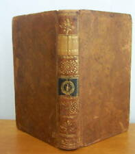 1810 HISTOIRES Choisies Des Auteurs Profanes, Leather
