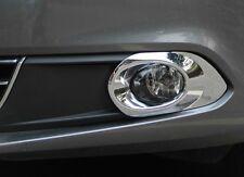 VW jetta 6 MK6 Sedan 2011 2012 2013 Chrome Fog Light lamp cover Bezels