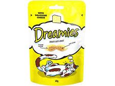 Dreamies Cat Adult Kitten Treats Food soft Crunchy Treats  Dry Snacks