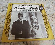 Caravelli l'historie di Bonnie and Clyde faut croire etoiles 45 giri  France