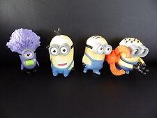 Lot jouet figurine Les MINIONS minion 4 personnage Mc donald