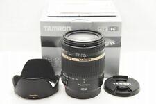 TAMRON 18-270mm F3.5-6.3 Di II VC PZD B008 Lens Canon EOS EF-S Mount #200731g