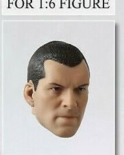 1/6 HollyWood Star Head Sculpt Sam Worthington Fit for 12'' Action Figure VH03