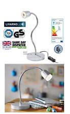 LIVARNO LUX LED Desk Lamp, Uses Up To 80% Less Energy *** Uk Power Plug ***