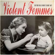 Violent Femmes Do You Really Want To Hurt Me? 3 track Uk 12""