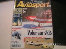 **b Aviasport n°530 STS-95 / Messerschmitt 109 / Ravitaillement en vol