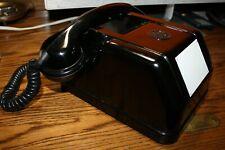 Vintage TESLA manual hand Crank telephone Made In Czechoslovakia (New)