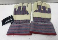 1 Pair Thinsulate Insulation Men's Winter Work Gloves 100 Gram Size Small