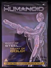 DVD The Humanoid- Body of Steel, Heart of Gold - New Sealed!!!