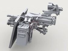 Legend 1/35 Mk.19 Grenade Launcher with Pedestal Mount and S.A.G. Shield LF3D023
