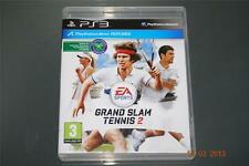 GRAND SLAM TENNIS 2 PS3 Playstation 3