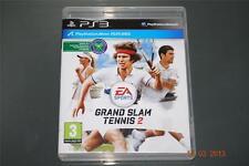 Grand Slam Tennis 2 PS3 Playstation 3 ** FREE UK LIVRAISON **
