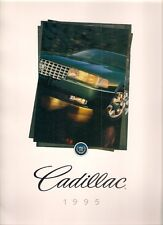 Cadillac Seville STS & Eldorado Touring Coupe 1995 Export Markets Brochure